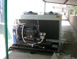 烟台冷库设备回收
