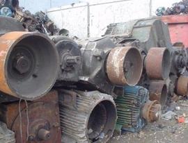 文登废旧电机回收