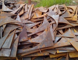 文登废钢回收
